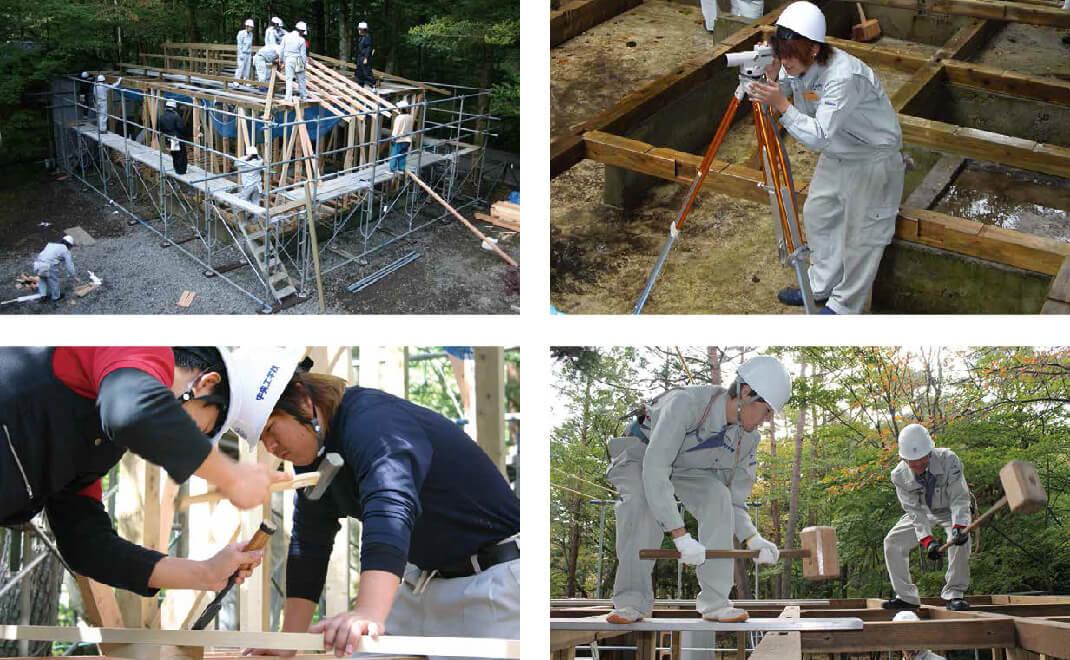 木造建方実習