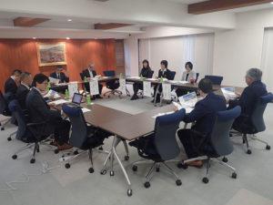 第二回教育課程編成委員会を開催しました。
