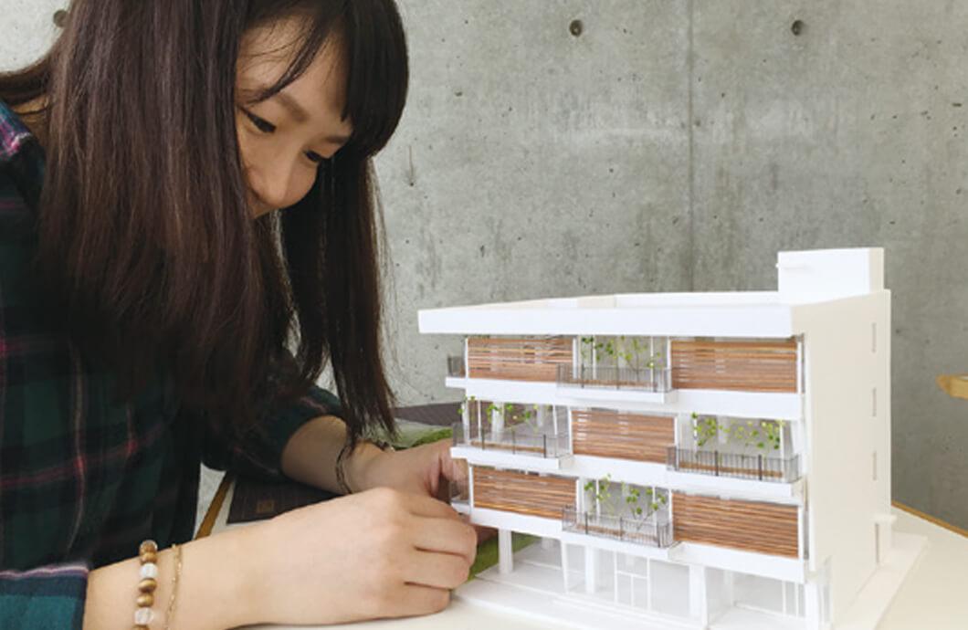 RC 造 複合ビル設計