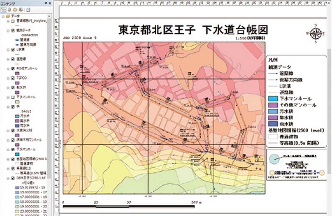 GIS 空間解析・表現
