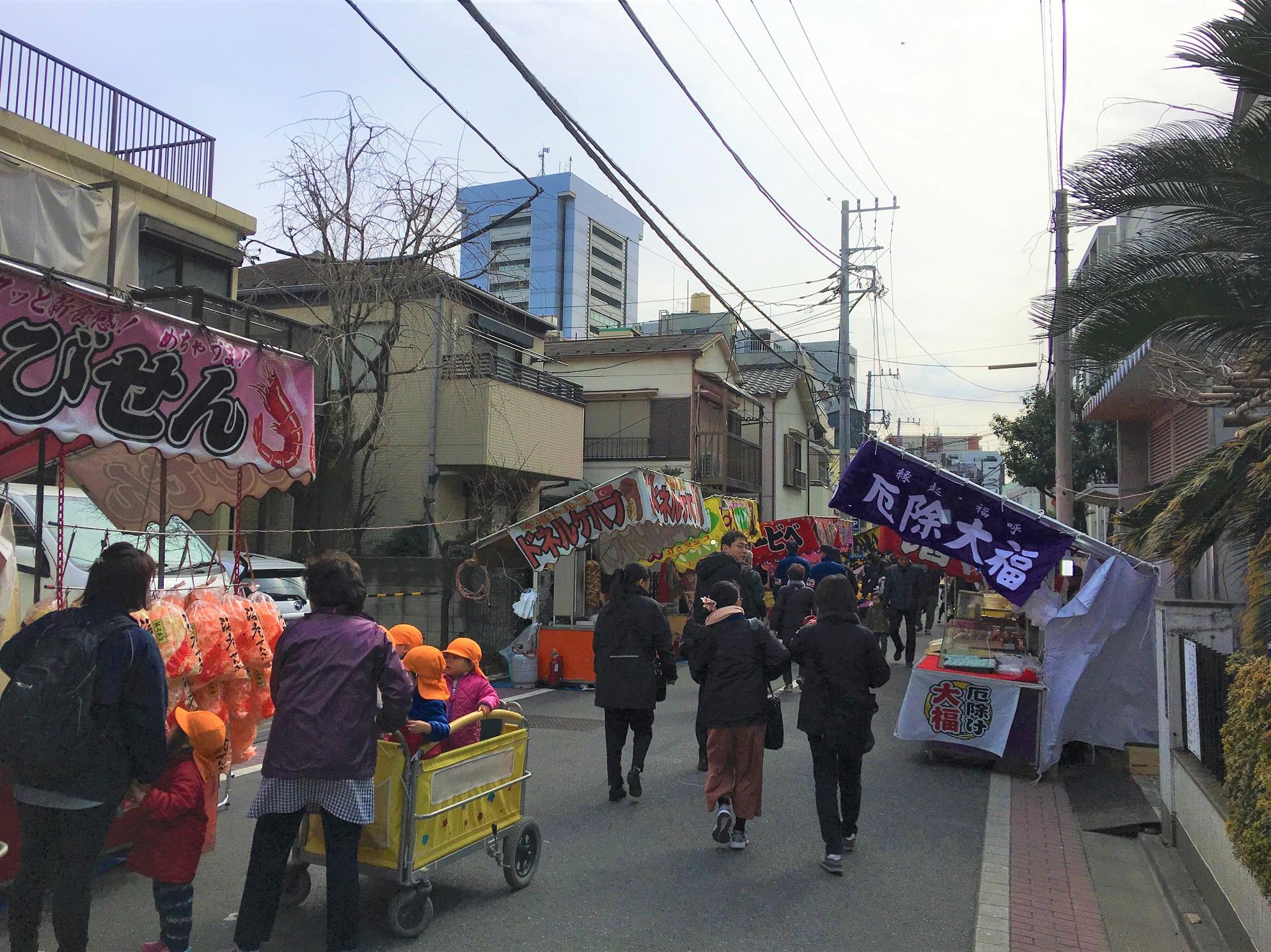 王子のまち ~午祭編~【中央工学校入学相談室】
