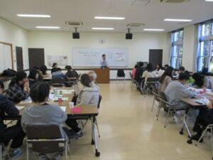 【国際コミュニケーション科】北区区民講座