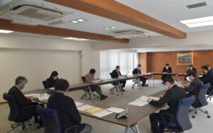 令和2年度「学校関係者評価委員会」を開催しました。