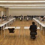 第一回教育課程編成委員会を開催しました(工業専門課程・商業実務専門課程)
